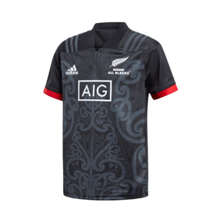 Maori All Blacks Jersey Youth