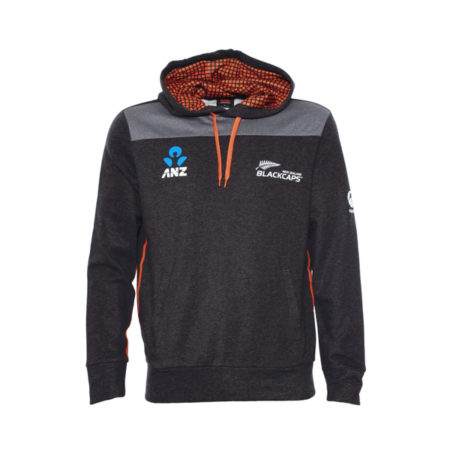 Black Caps Kids Hoody