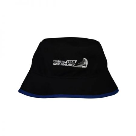 ETNZ Bucket Hat Black