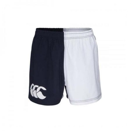 Harlequin Short Pocketed Navy/White