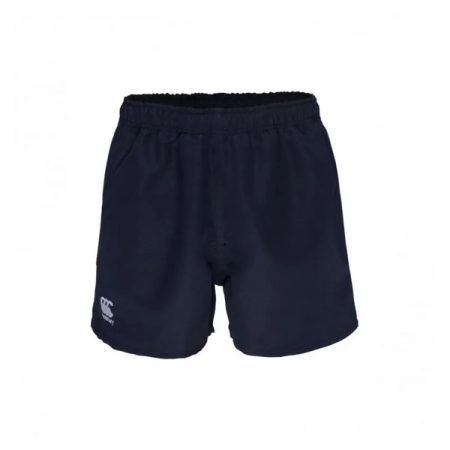 Polyester Professional Short Navy