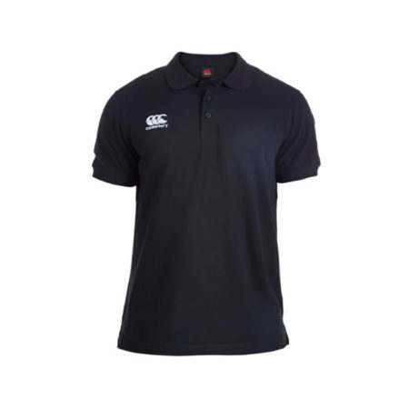 Waimak Polo Shirt Black
