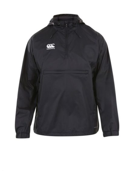 Team Packaway Jacket Black