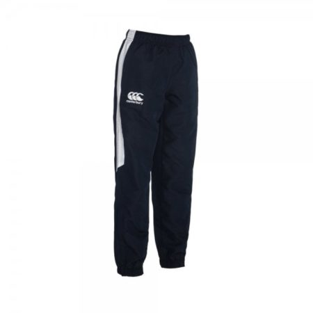Kids Team Side Panel Trackpant Black