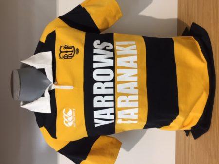Taranaki Legends Rugby Jersey