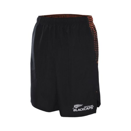 Black Caps Gym Shorts