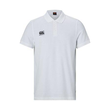 Waimak Polo Shirt White