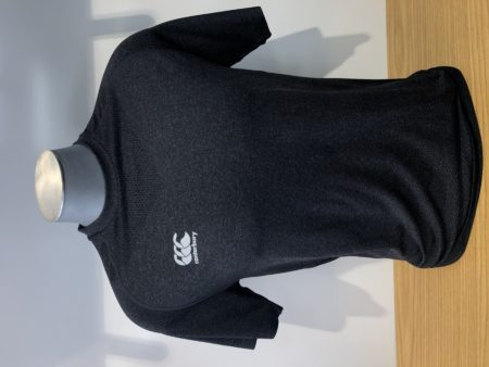 Canterbury Seamless Tee- Blackened Marl