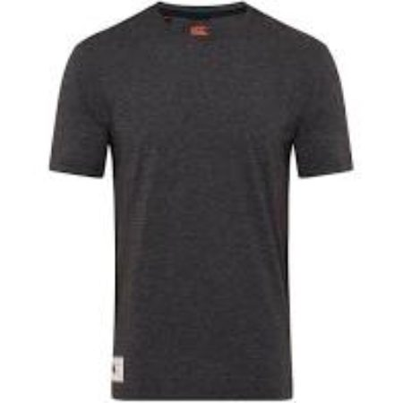 Pitch Tee- Dark Grey Marl