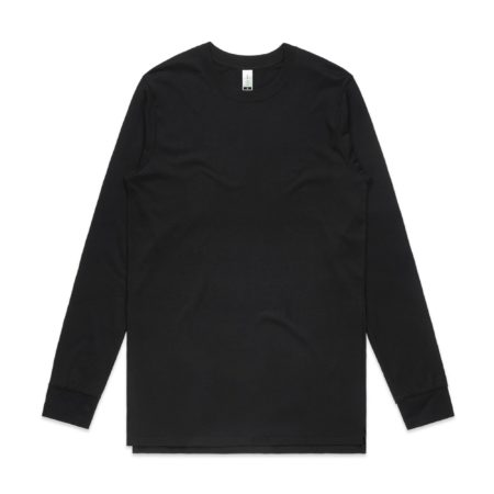 AS Colour Organic Longsleeve- Black