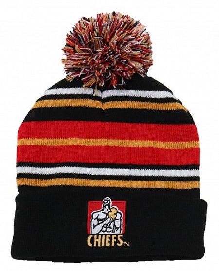 Chiefs Pompom Beanie 2021