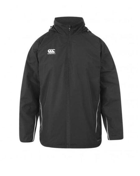 Team Fleece Line Jacket- Black
