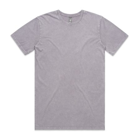 AS Colour Stonewash Tee- Orchid