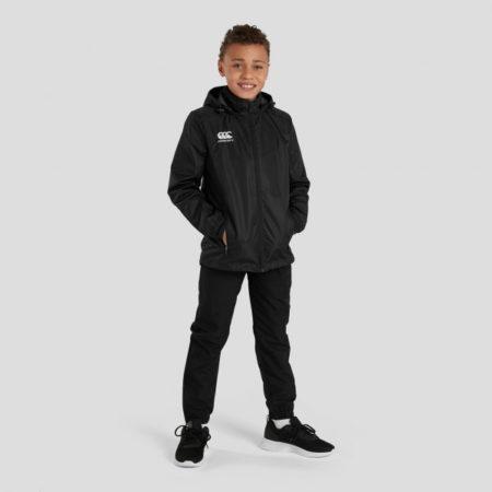 Kids Vaposhield Rain Jacket Black